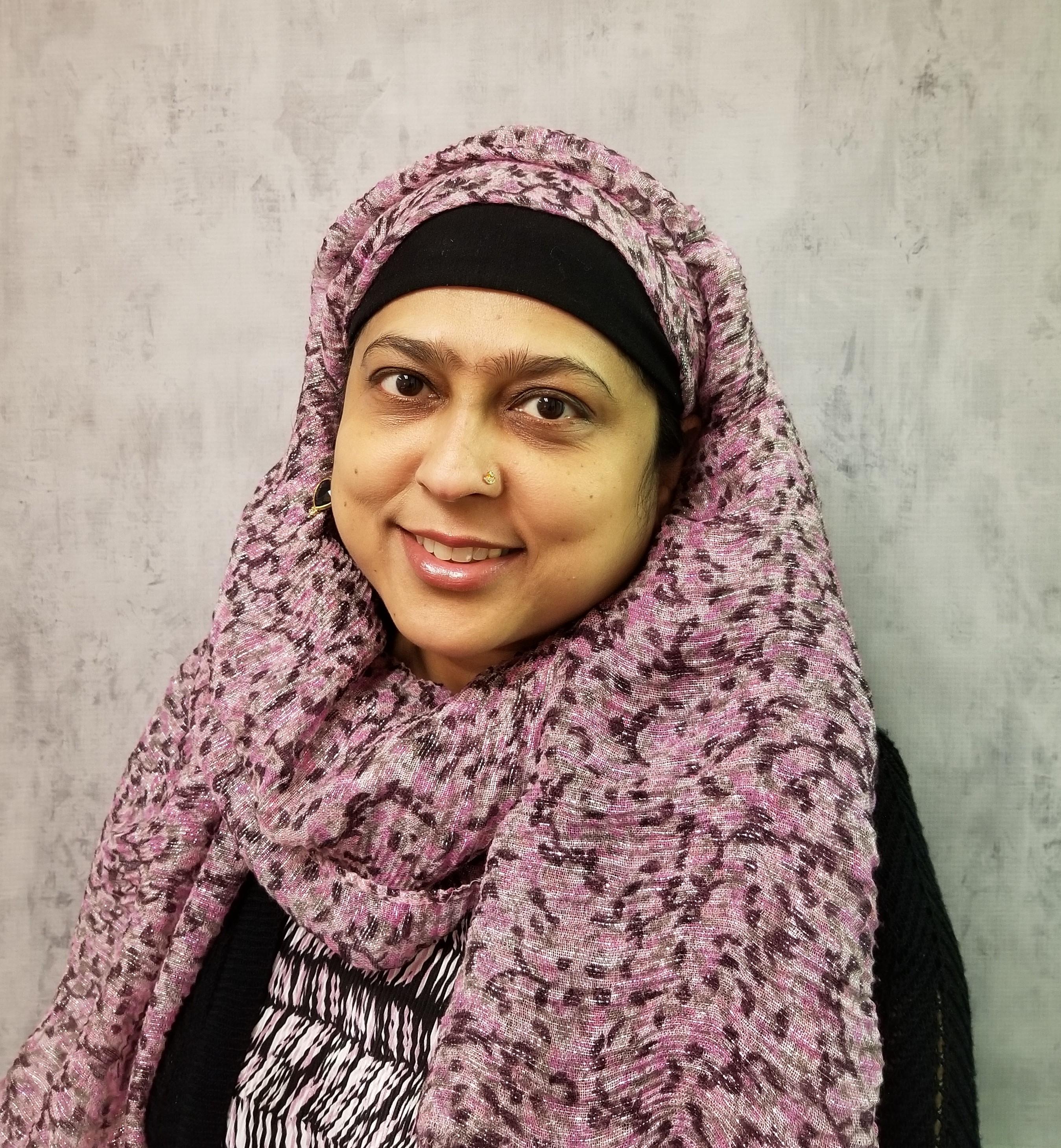 Private Preschool Teacher Ms. Shahana